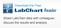 Download LabChart Reader Free